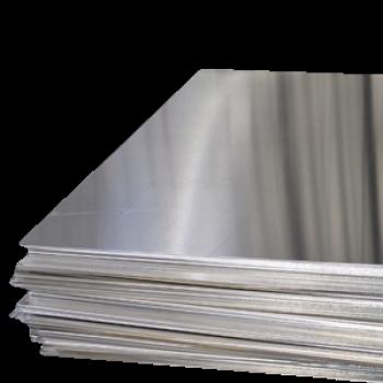 Affiche d'aluminium