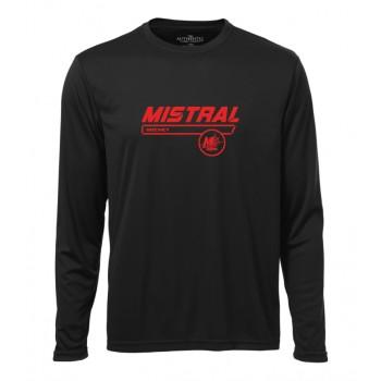 T-shirt technique MANCHES LONGUES -  ADULTE - MISTRAL