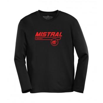T-shirt technique MANCHES LONGUES -  JUNIOR - MISTRAL