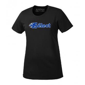 T-shirt FEMME 100% polyester SÉLECT